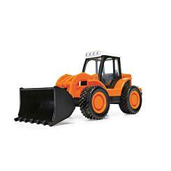 Corgi Chunkies Loader Tractor Construction Orange
