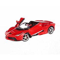 Rastar Remote Control 1.14 Ferrari LaFerrari Aperta Car