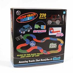 Glow Tracks Racer Set 220 Pcs