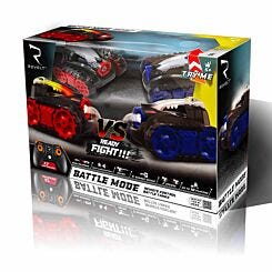 Revolt Battle Tanks Remote Control 2 Pack