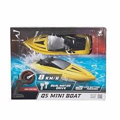 Revolt Remote Control Mini Boat