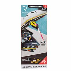 Revolt Record Breakers Foldable Airplanes