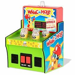 Whac-A-Mole Electronic Tabletop Game