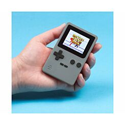Thumbs Up Retro Handheld Console Charcoal