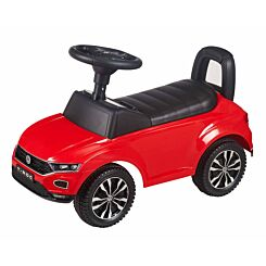 Volkswagen T-Roc Foot to Floor Ride On Car Red