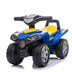 Goodyear Foot to Floor Quad Bike Blue