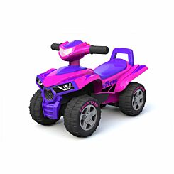 Goodyear Foot to Floor Quad Bike Pink