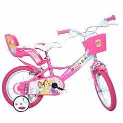 Disney Princess 14 Inch Childrens Bicycle