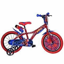 Spider-Man 14 Inch Wheel Childrens Bicycle