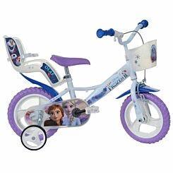 Disney Frozen 12 Inch Wheel Childrens Bicycle