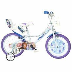 Disney Frozen 16 Inch Wheel Childrens Bicycle