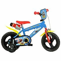 Thomas and Friends 12 Inch Wheel Childrens Bicycle