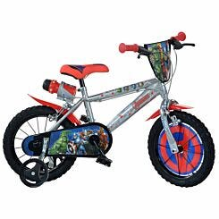 Avengers 14 Inch Wheel Childrens Bicycle