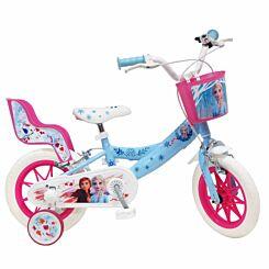 Frozen 2 12 Inch Nylon Wheel Childrens Bicycle