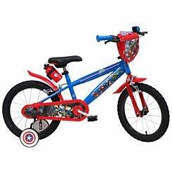Avengers 12 Inch Nylon Wheel Childrens Bicycle