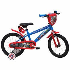 Avengers 16 Inch Spoked Wheel Childrens Bicycle