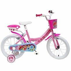 Disney Princess 16 Inch Spoked Wheel Childrens Bicycle