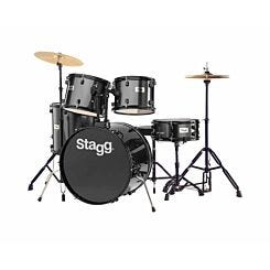 Stagg 5 Piece Full Size Drum Set