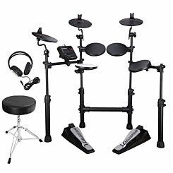 Carlsbro CSD100 7 Piece Electronic Drum Kit