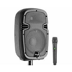 Stagg Riotbox 8 Portable PA with Bluetooth and Microphone