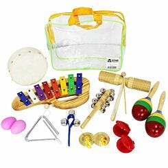 A-Star 10 Piece Percussion Class Pack