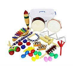 A Star 27 Piece Percussion Class Pack