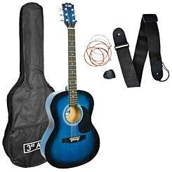 3rd Avenue Acoustic Guitar Pack