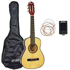 3rd Avenue 1/4 Size Guitar Pack Natural