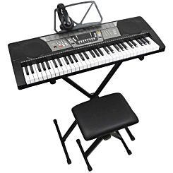 Axus AXP10 Portable Keyboard Pack
