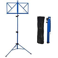 A-Star Rocket Folding Music Stand Blue