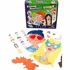 STEM Toys Funny Emotion and Our House Pack of 2