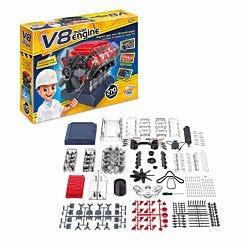 Buki V8 Engine Model Build Kit