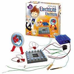 Buki Electricite Electricity Workshop