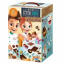 Buki Chef Cook Chocolate