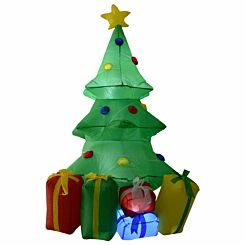 Inflatable Light Up Christmas Tree 150cm