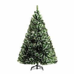 Snow Tipped Artificial Christmas Tree 150cm