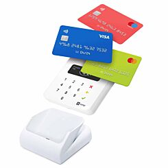 SumUp Air Card Payment Reader with Cradle Docking Station Bundle