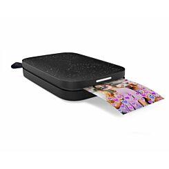 HP Sprocket 200 Photo Printer Black