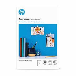 HP Everyday Paper 10x15 Pack of 100 200gsm