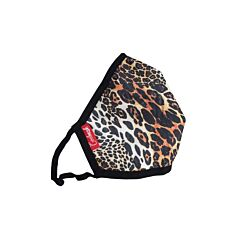 Reusable Face Mask Leopard