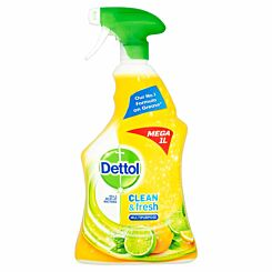 Dettol Spray Power Fresh Citrus 1L