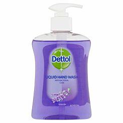 Dettol Liquid Hand Wash Antibacterial Care Lavender 250ml