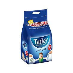 Tetley 1 Cup Tea Bags Pack of 1100