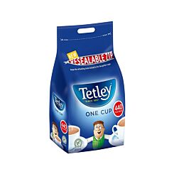 Tetley 1 Cup Tea Bags Pack of 440