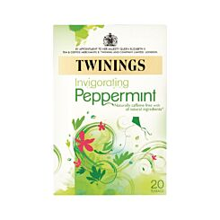 Twinings Pure Peppermint Herbal Infusion Tea Bags Pack of 20