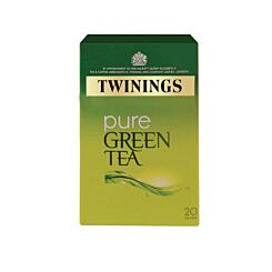 Twinings Pure Green Tea Bags Pack of 20