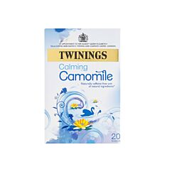 Twinings Pure Camomile Herbal Infusion Tea Bags Pack of 20