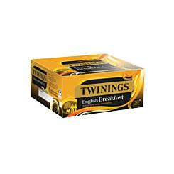 Twinings English Breakfast Tea Individually Wrapped Pack of 300
