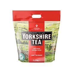 Yorkshire Tea Bags Pack 1040