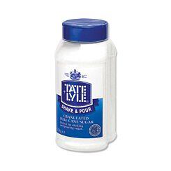 Tate & Lyle Shake & Pour Sugar 750g Tub